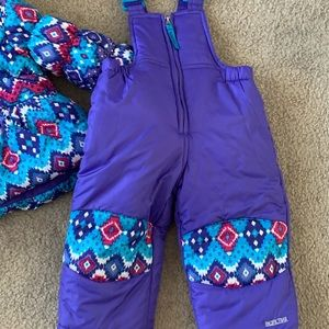 Pacific Trail Jackets & Coats - Girls snowsuit 12month